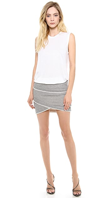 Jay Ahr Sleeveless Blouson Dress