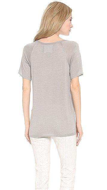 Jay Ahr Short Sleeve Top