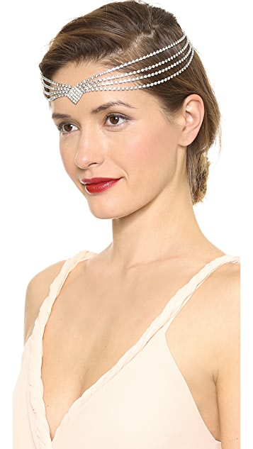 Jennifer Behr Vela Halo Headpiece