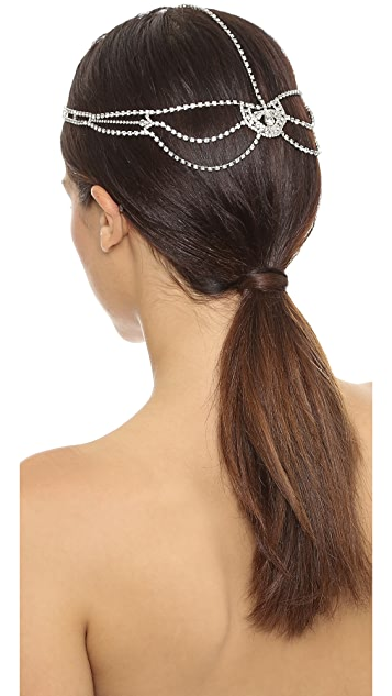 Jennifer Behr Fontina Diadem Headpiece