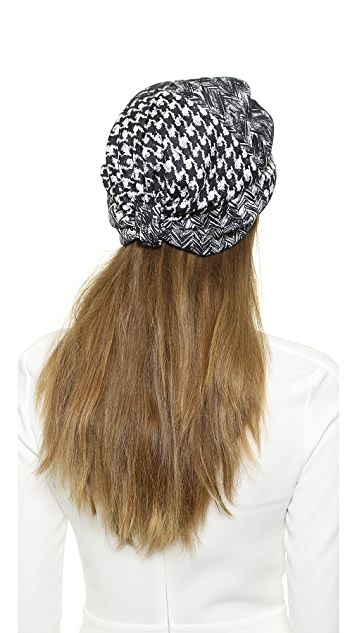 Jennifer Behr Center Wrap Full Turban