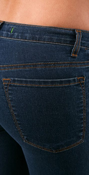 J Brand Mid Rise Jean Leggings