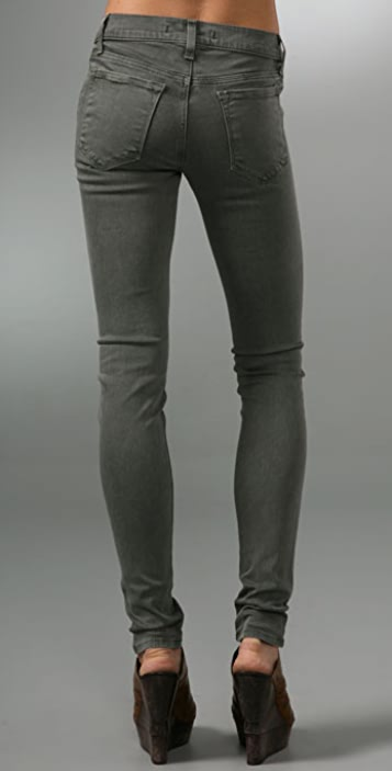J Brand Overdyed Leggings