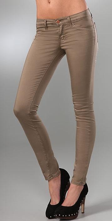 J Brand Sateen Leggings