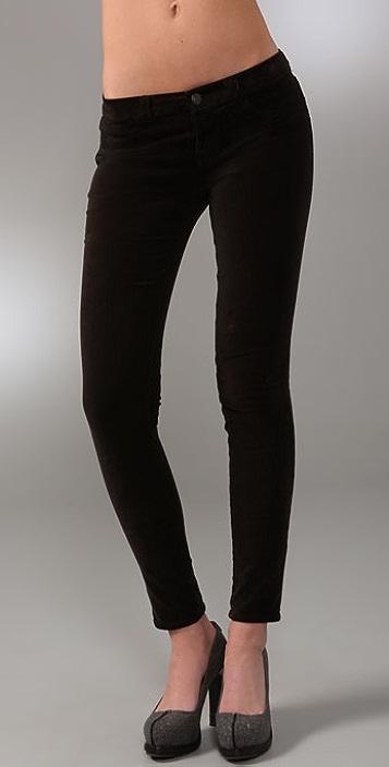 J Brand Velvet Leggings