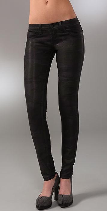 J Brand Brigade Wax Camo Legging Jeans
