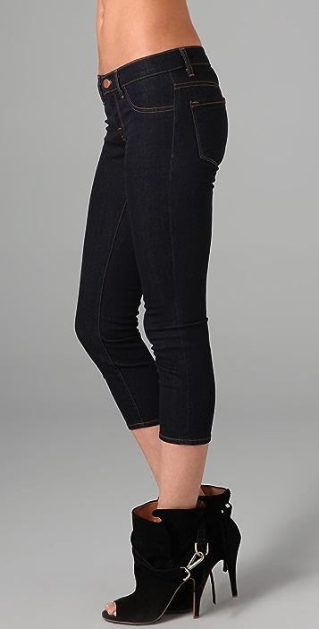 J Brand Powerstretch Capri Legging Jeans