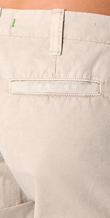 J Brand Jesse Chino Shorts