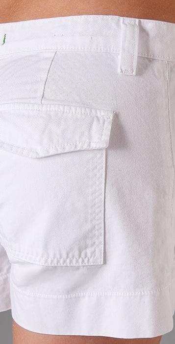 J Brand Cadet Twill Shorts