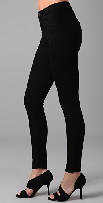 J Brand Maria Powerstretch High Rise Leggings