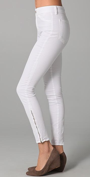 J Brand Major Ankle Skinny Pants