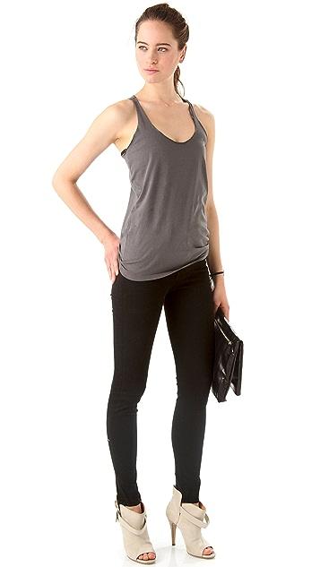 J Brand Maria High Rise Powerstretch Legging Jeans