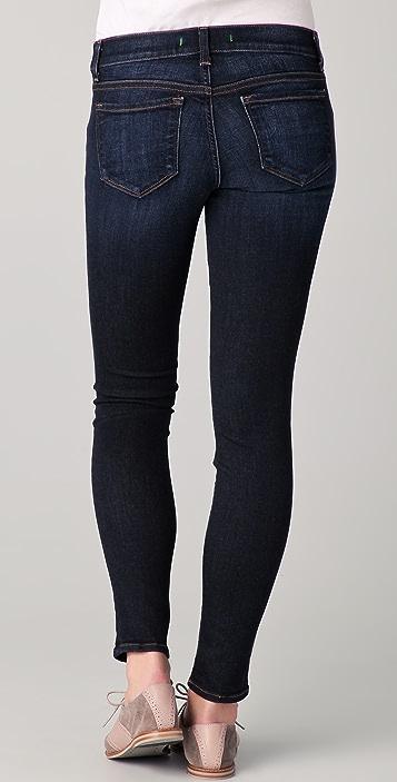 J Brand Tencel Legging Maternity Jeans