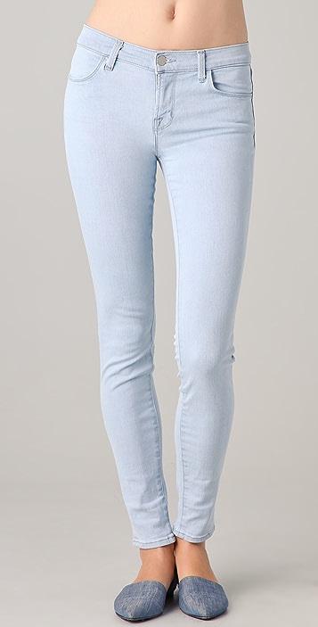 J Brand 620 Super Skinny Jeans