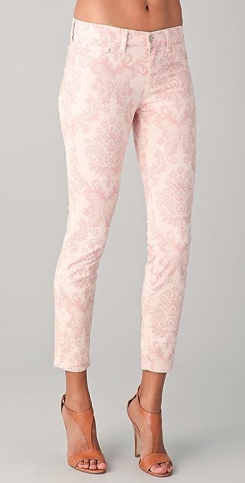 J Brand Baroque Skinny Jeans