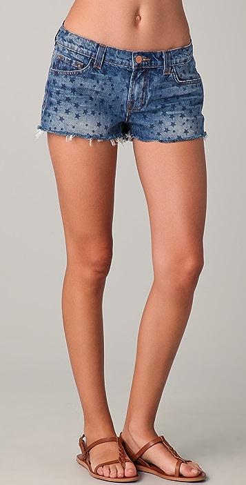J Brand Star Cutoff Shorts