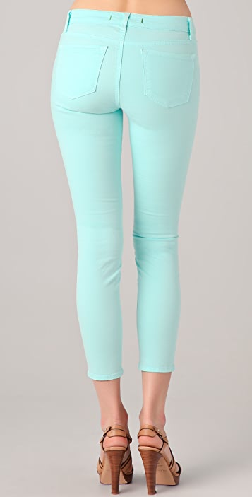 J Brand Luxe Twill Pants