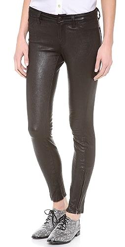 J Brand - 超紧身皮裤