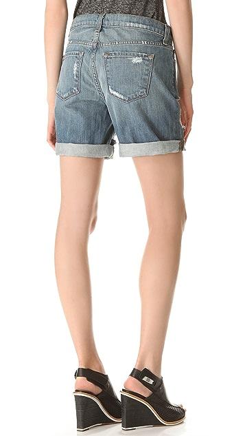 J Brand Nash Slouchy Shorts