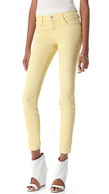 J Brand 620 Super Skinny Powerstretch Jeans