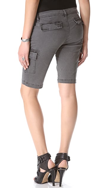 J Brand Grayson Military Cargo Shorts