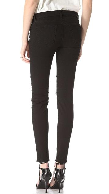 J Brand Karlie Skinny Jeans