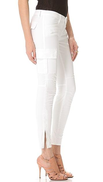 J Brand Grayson Skinny Cargo Jeans