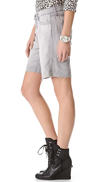 J Brand Relaxed Slouchy Boy Shorts