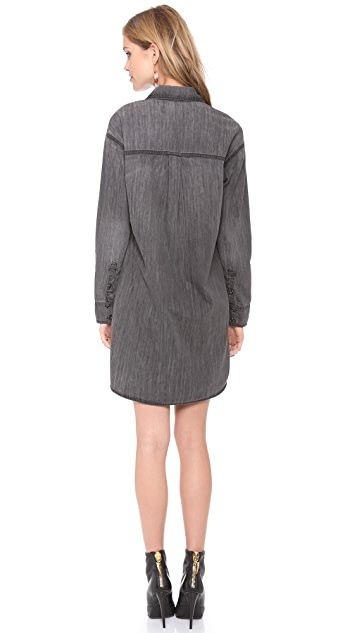 J Brand Marlow Shirtdress