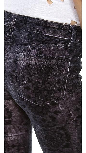 J Brand Anatolia Velveteen Pants