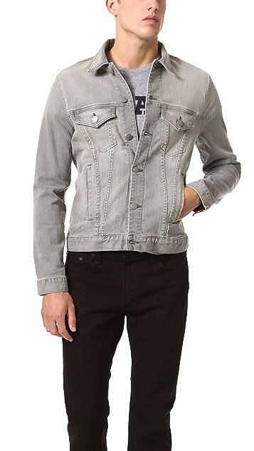J Brand Owen Gypsum Denim Jacket