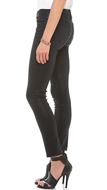 J Brand 811 Mid Rise Stocking Jeans