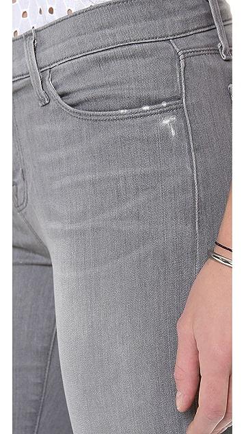 J Brand 8112 Mid Rise Rail Powerstretch Jeans