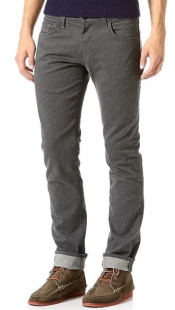 J Brand Kane Grey Melange 11.5oz Jeans