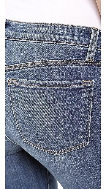 J Brand 811 Midrise Skinny Leg Jeans