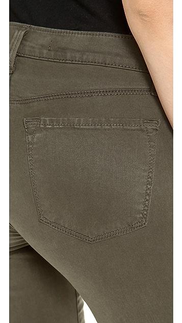 J Brand 8112 Midrise Rail Pants