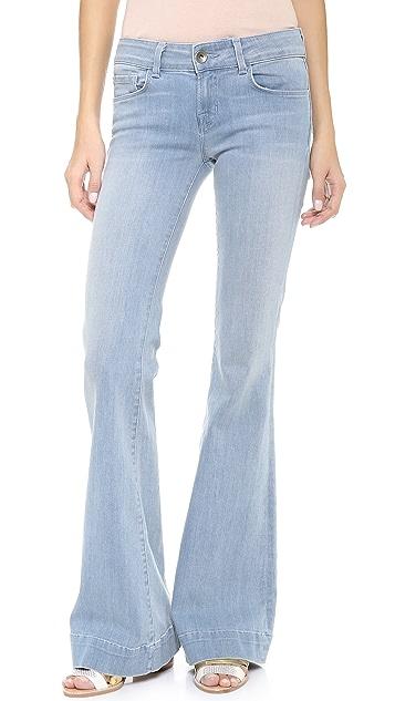 J Brand 722 Lovestory Jeans
