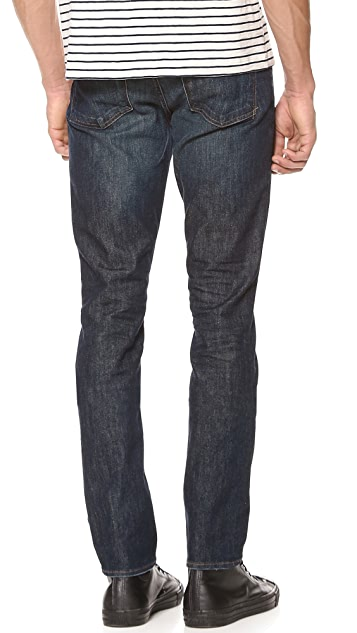 J Brand Tyler Crescent Jeans