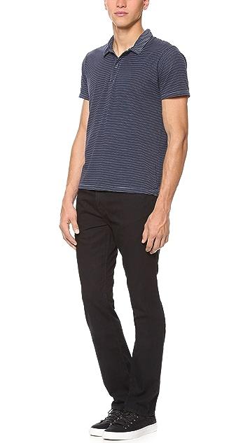 J Brand Kane Sepia Jeans