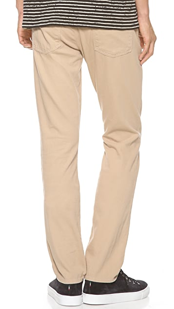 J Brand Kane Saturated Jeans