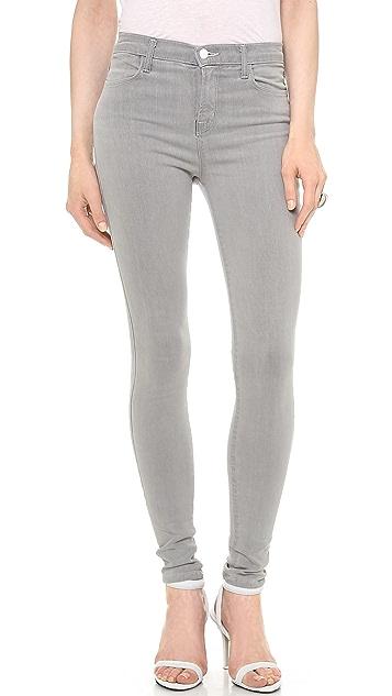 J Brand 23110 High Rise Maria Jeans