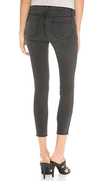 J Brand 8040 Tali Zip Photo Ready Jeans