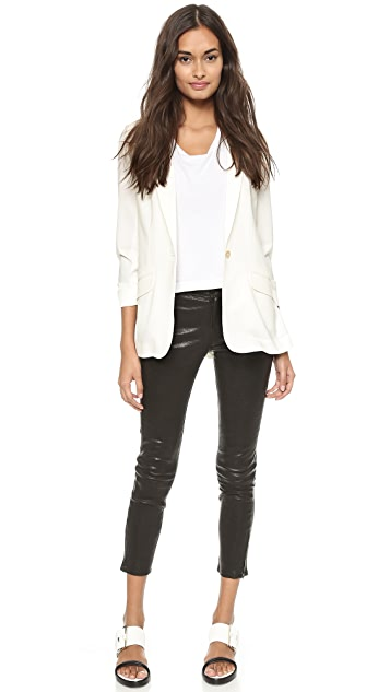 J Brand L8035 Leather Pants