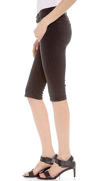 J Brand 1050 Bicycle Shorts