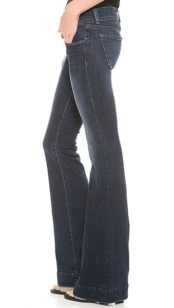 J Brand 722 Lovestory Flare Jeans