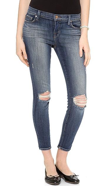 J Brand 835 Midrise Capri Jeans