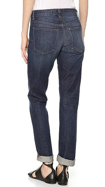 J Brand 9040 Logan Cuffed Jeans
