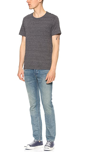 J Brand Kane Light Shade Jeans