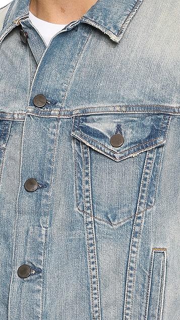 J Brand Lowell Denim Jacket