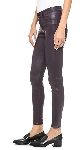 J Brand L8001 Leather Pants